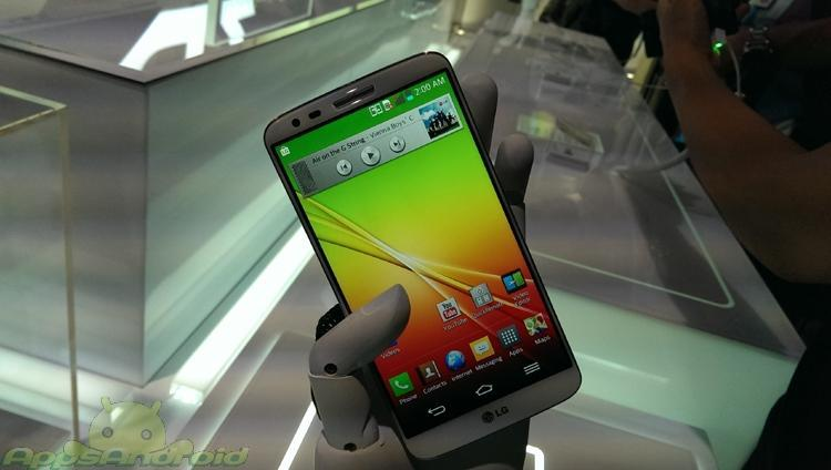 LG G2 new york 1