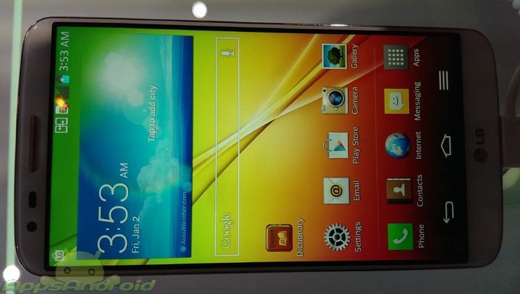 LG G2 new york 4