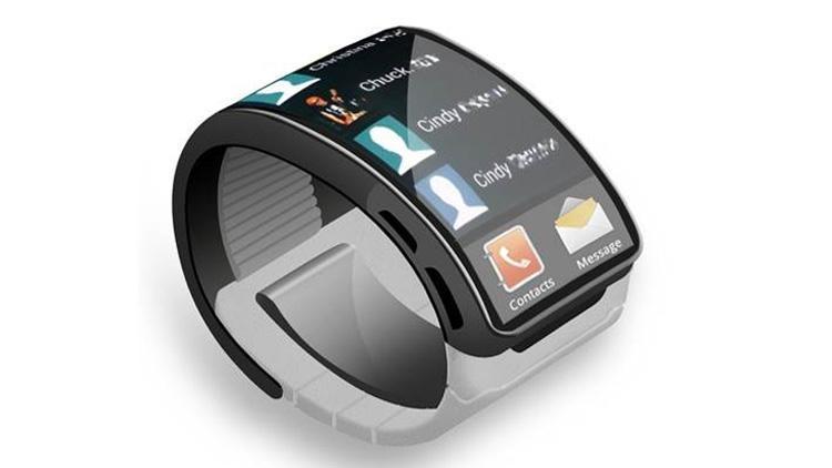 Samsung Galaxy gear smartwatch specifikationer