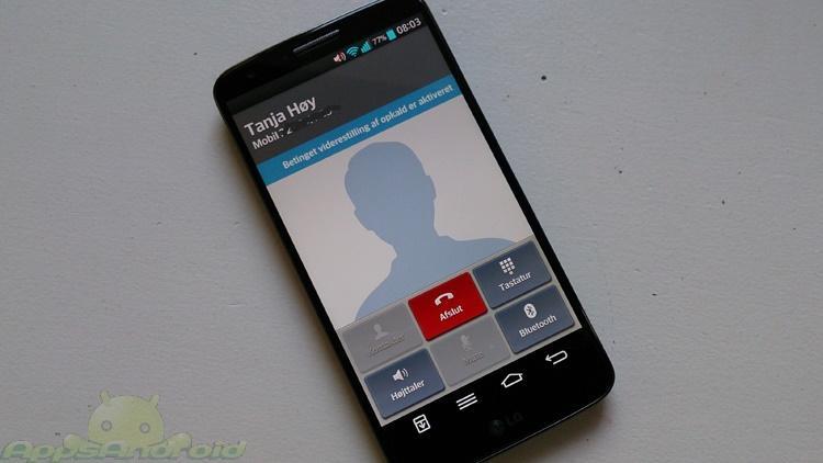 optag telefonsamtale ACR
