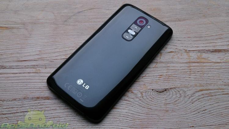 LG G2 back