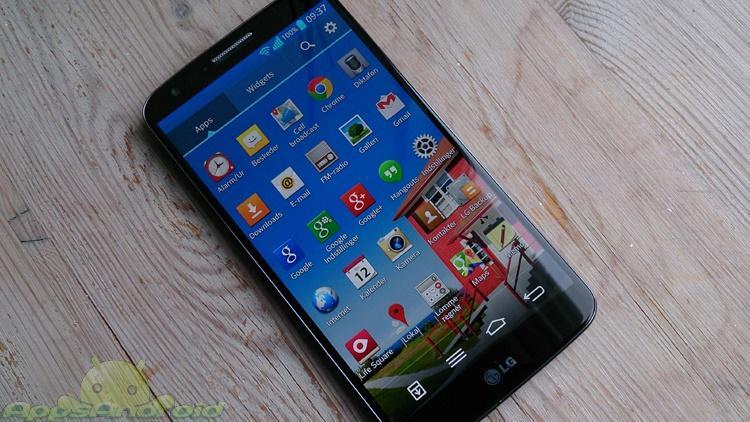 LG G2 test og anmeldelse