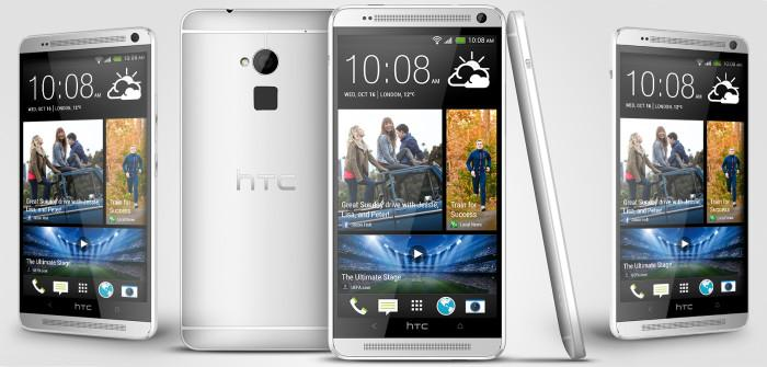 HTC One max mobil