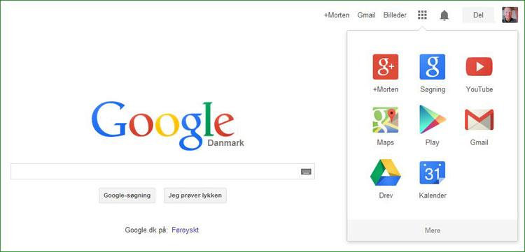 google-dk