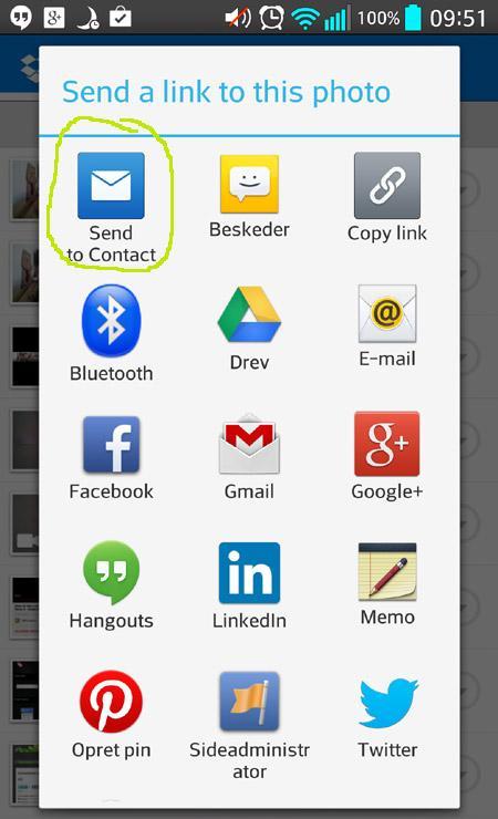 Dropbox-send-to-contact