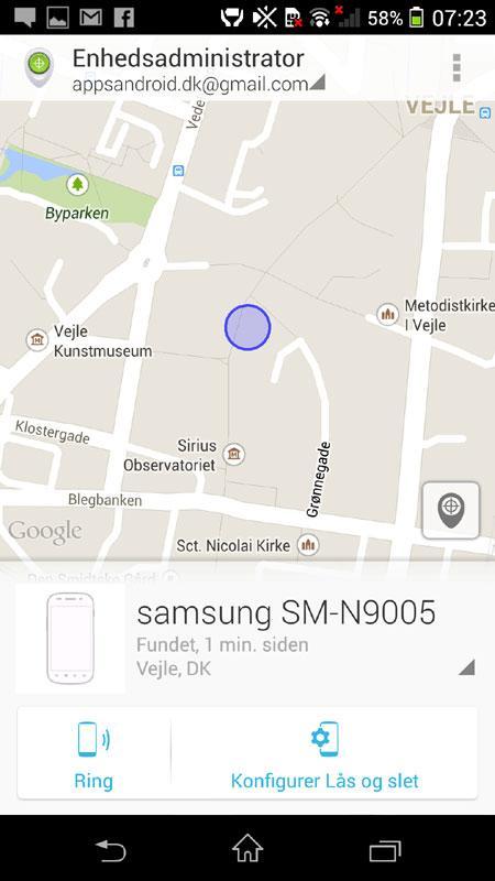 Android-enhedsadministrator