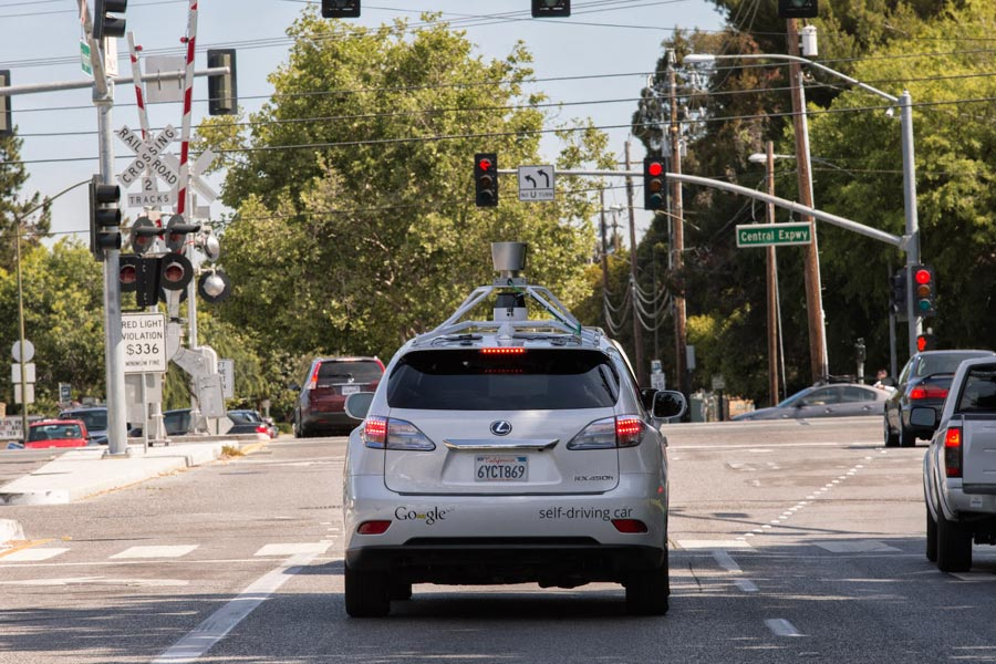 google-biler