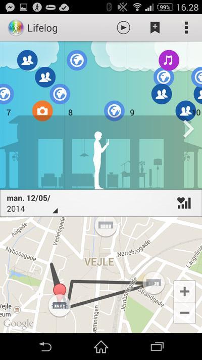 smartband-lifelog