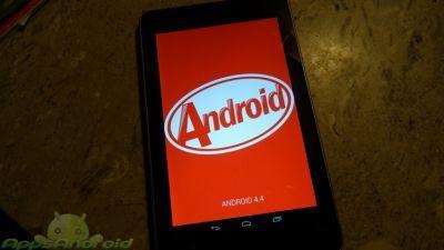 thumb nexus 7 Android Kitkat Danmark