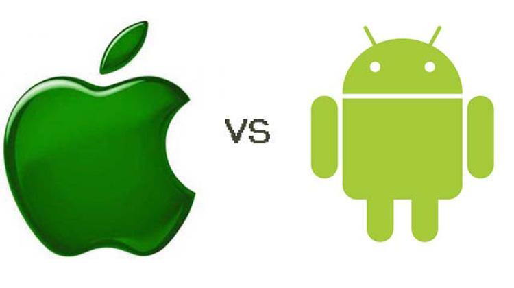 android vs ios salg danmark