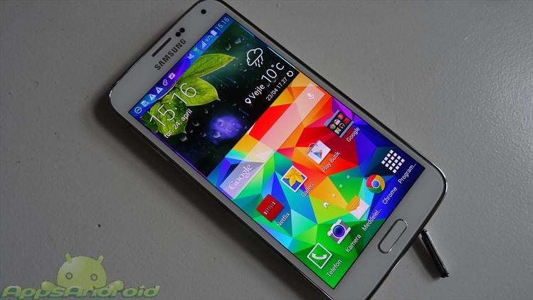 sgs5-android