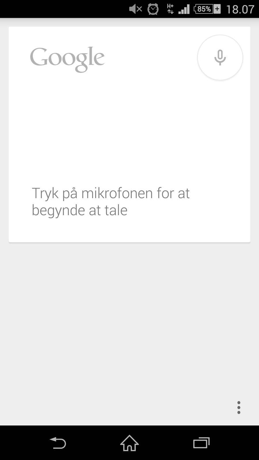 dansk-sprog-google-now