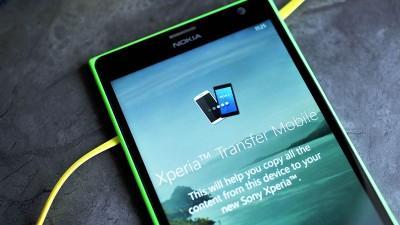 thumb Sony Xperia Transfer photo