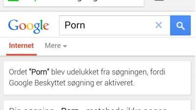 thumb blokering-google