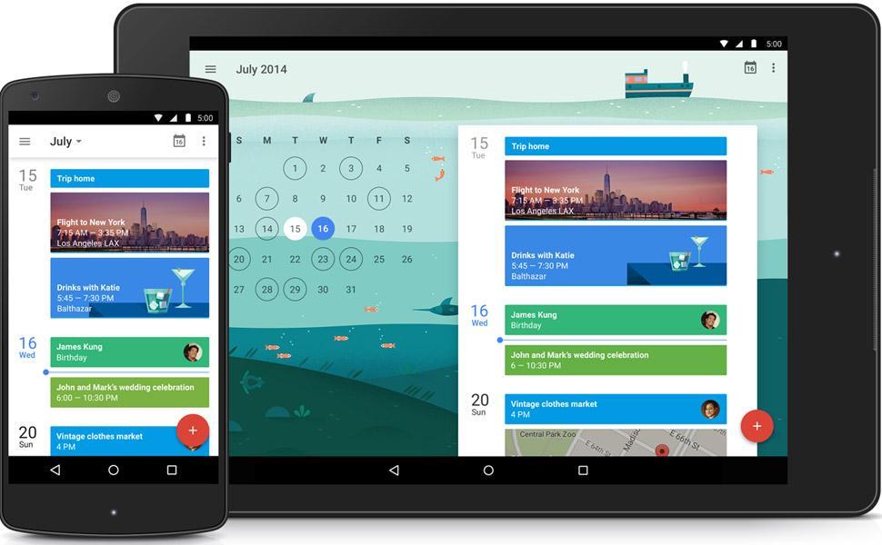 google-kalender-app