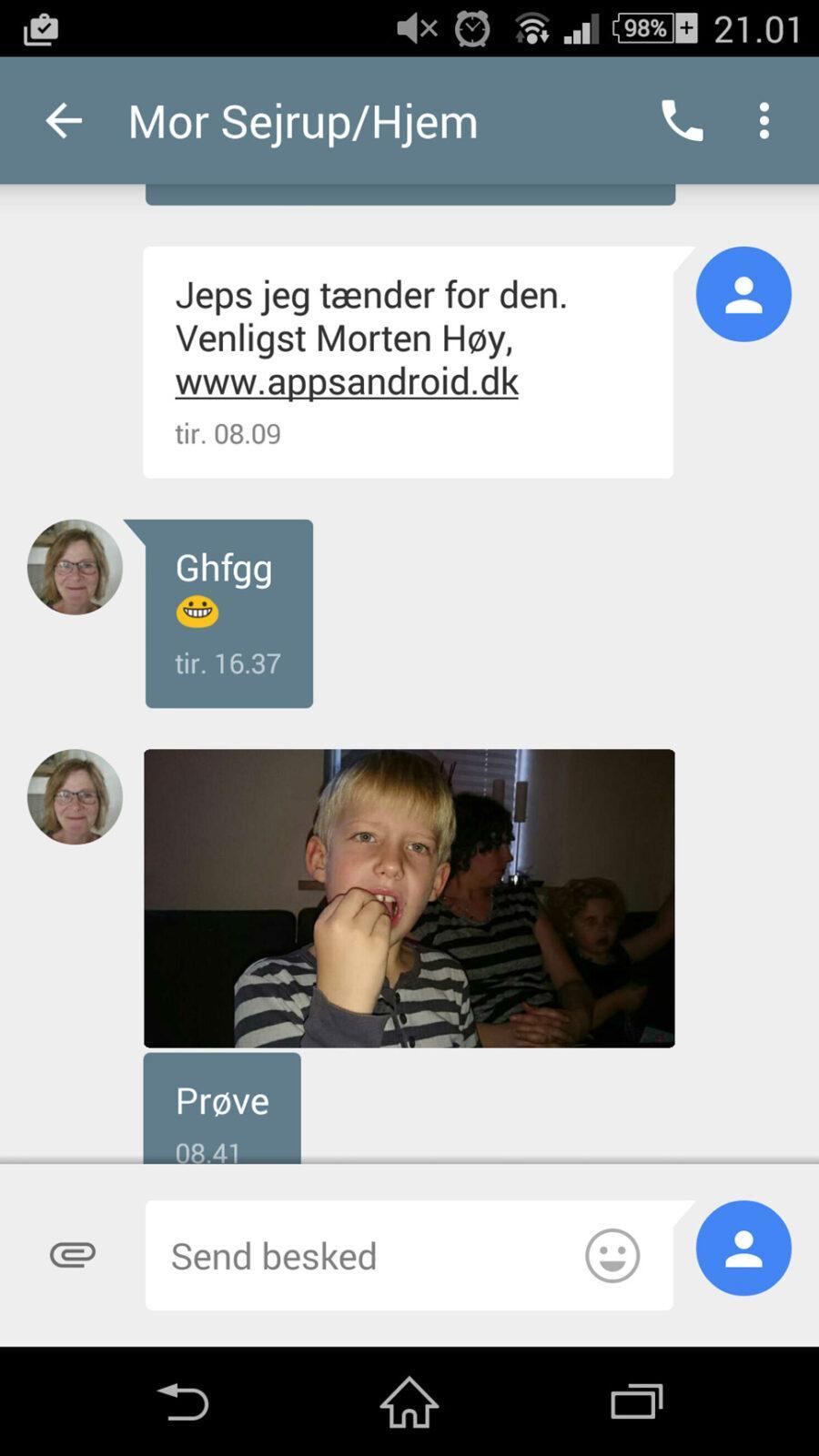 messenger-google