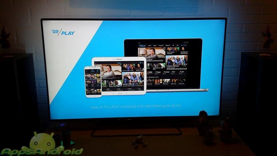 TV2 Play Chromecast