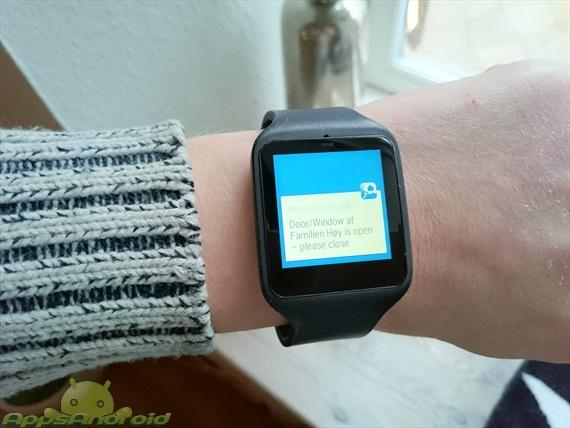 HomeComm-Android-wear