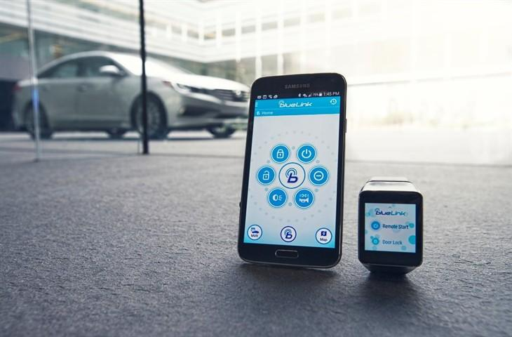 Huyndai-Android-Wear