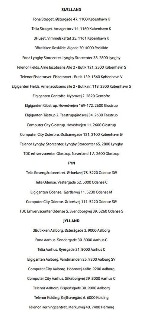 sgs6-forhandlerliste