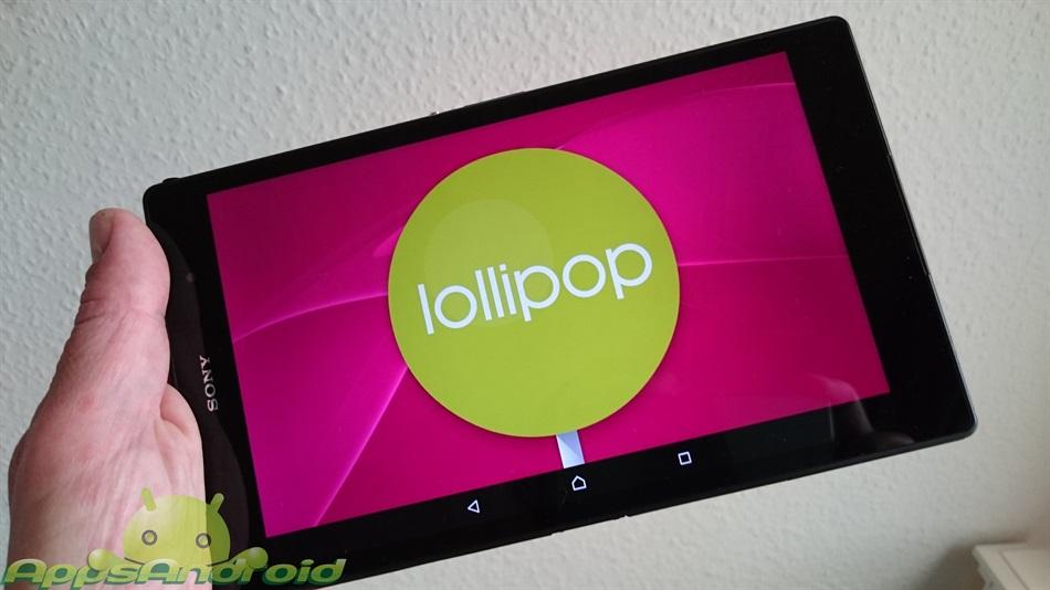 android-lollipop-xperia-z3-tablet